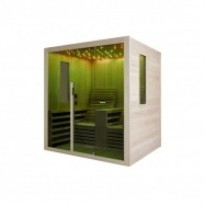 Sauna SANOTECHNIK Carbon 2 F10180