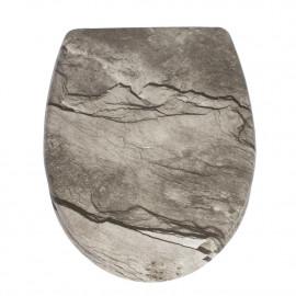 Capac WC - Greystone inchidere lenta