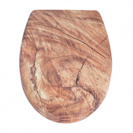Capac WC - Timber inchidere lenta