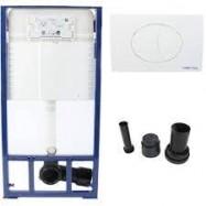 Rezervor WC Sanotechnik SP116, clapeta de actionare