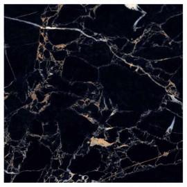 Gresie Living Digital Vitrificata Potaro Black High glossy 60 x 60