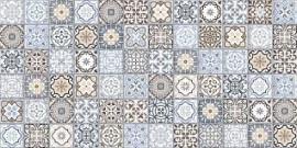 Gresie Terrazzo  porțelanată decor 60 x 30 cm relief mozaic