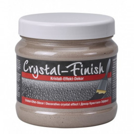 Pufas Crystal - Finish Brass