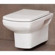 Vas WC Nero cu capac Soft Close SP400